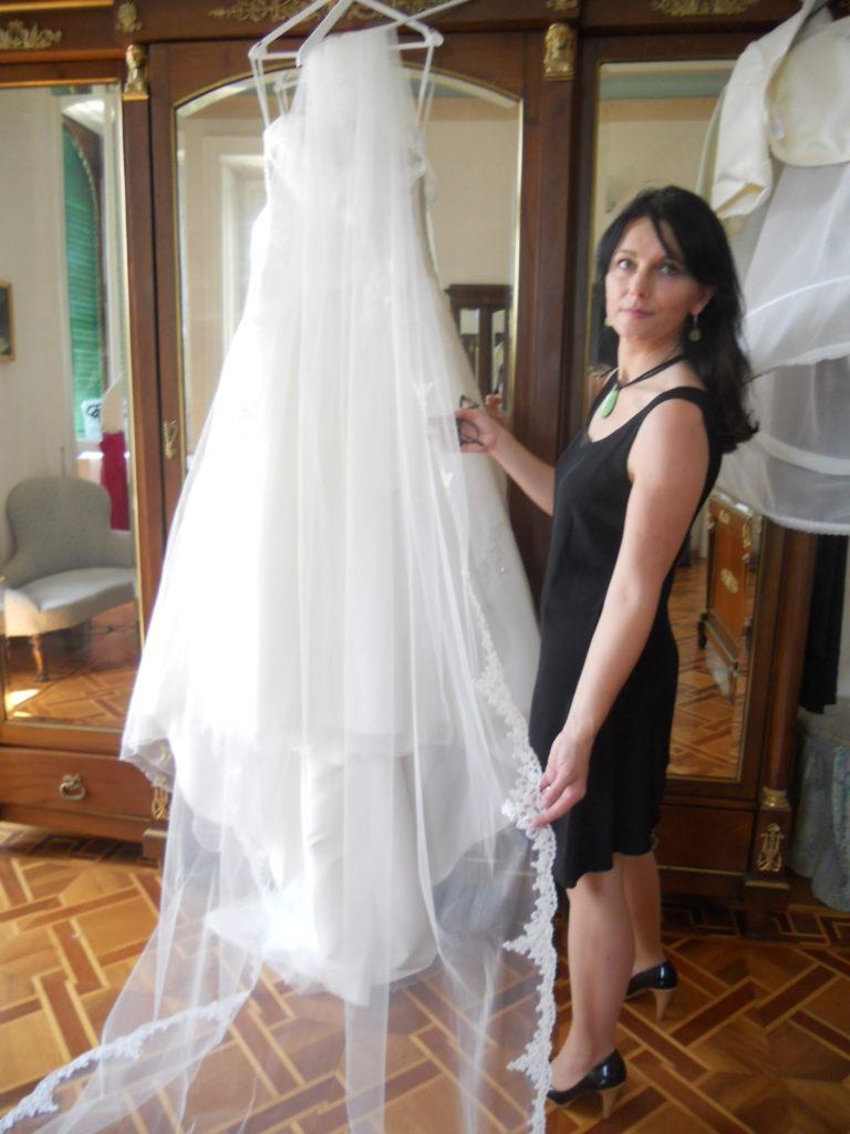 Hochzeitsplanerin Ines Wirth in Italien